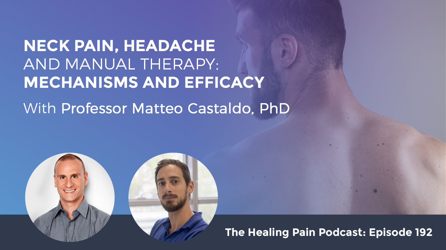 HPP 192 | Neck Pain And Headache