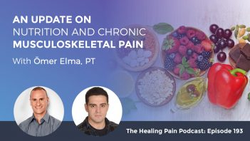 HPP 193   Nutrition And Chronic Pain