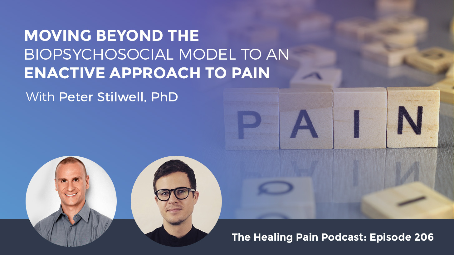 HPP 206 | Enactive Approach To Pain