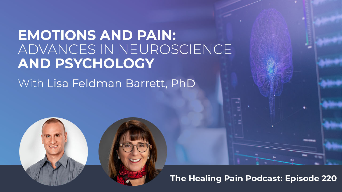 HPP 220 | Emotions And Pain
