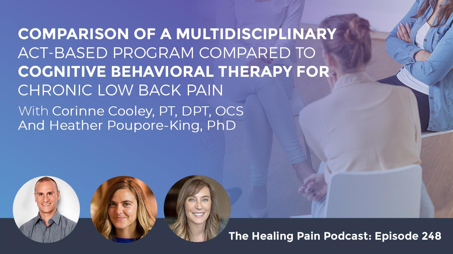 HPP 248 | Chronic Low Back Pain